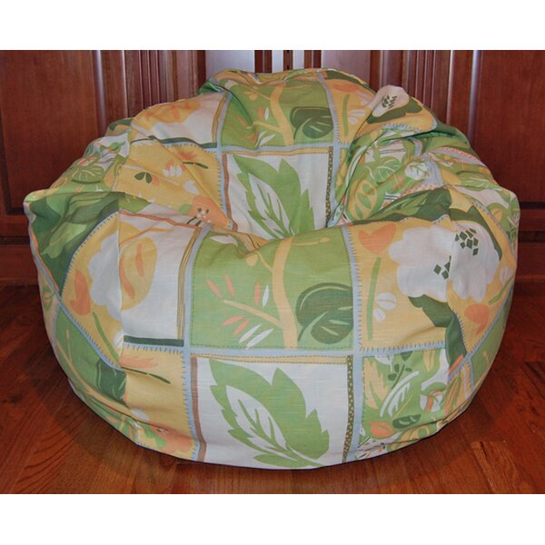 Standard 100% Cotton Classic Bean Bag By Ahh! Products